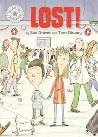 Reading Champion: Lost! by Sue Graves