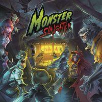 Monster Slaughter - Board Game