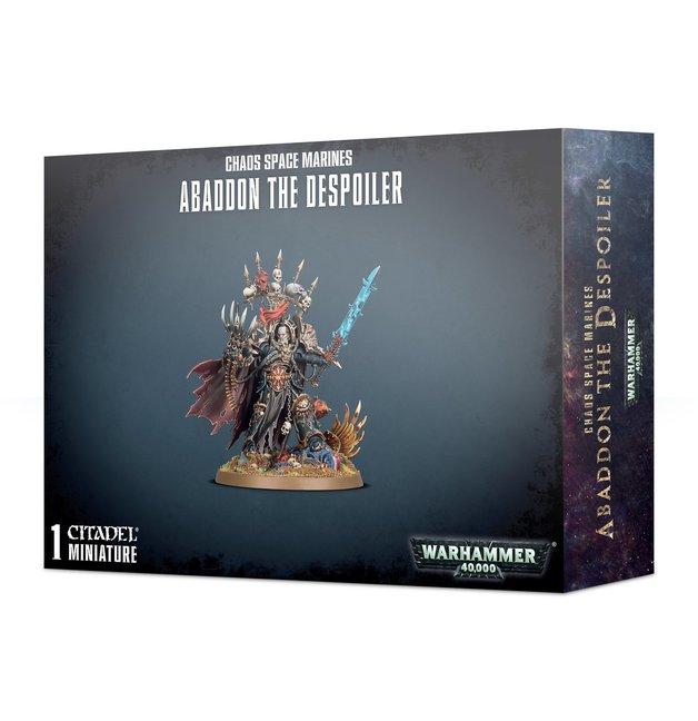 Warhammer 40,000 Abaddon the Despoiler
