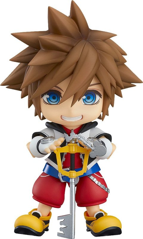 Kingdom Hearts: Sora - Nendoroid Figure