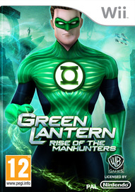 The Green Lantern: Rise of the Manhunters for Nintendo Wii image