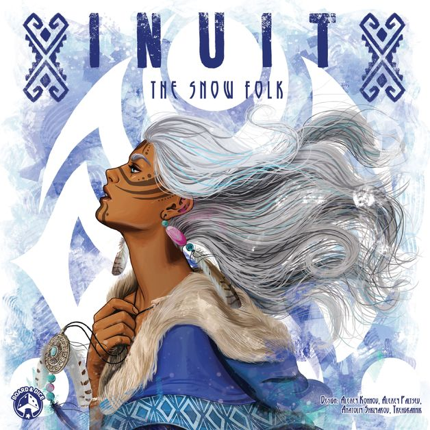 Inuit: The Snow Folk - Card Game