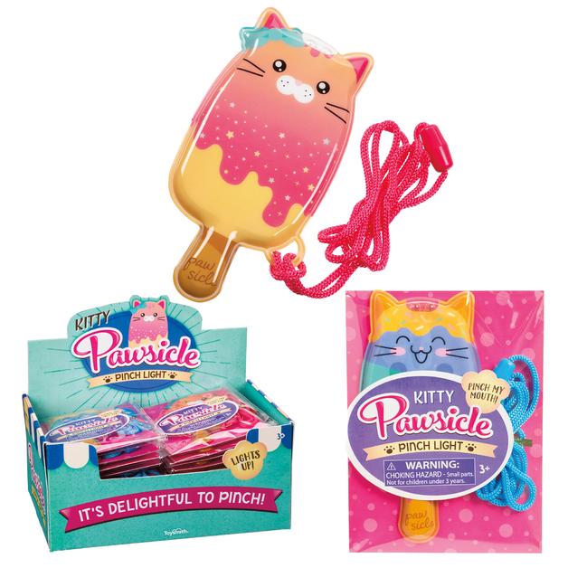 Toysmith: Kitty Pawsicle - Pinch Light