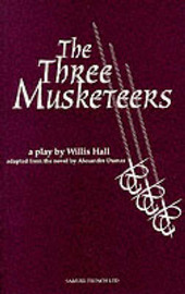 The Three Musketeers by Willis Hall image