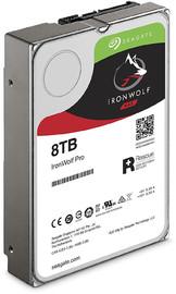 "8TB Seagate IronWolf Pro 3.5"" 7200RPM SATA NAS HDD image"