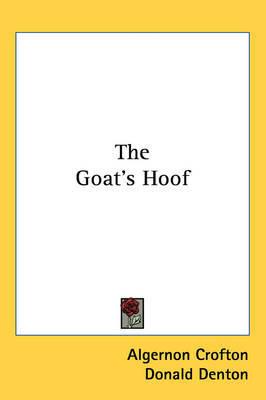 The Goat's Hoof by Algernon Crofton image