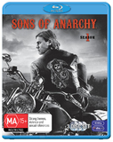 Sons of Anarchy - The Complete First Season on Blu-ray
