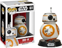 Star Wars: BB-8 Pop! Vinyl Figure image