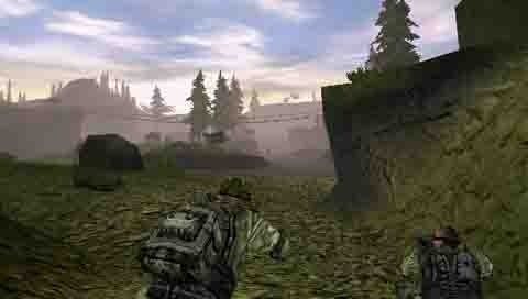 SOCOM U.S. Navy SEALs: Fireteam Bravo 2 Bundle for PSP image