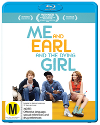 Me and Earl, and the Dying Girl on Blu-ray