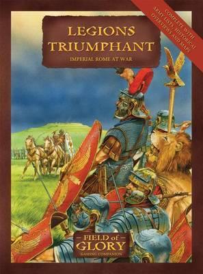 Legions Triumphant by Richard Bodley-Scott image