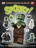 LEGO Spooky! Ultimate Sticker Collection by DK