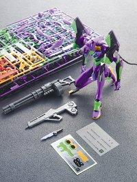 Neon Genesis Evangelion: EVA-01 (Rebuild of Evangelion Ver.) - Model Kit image