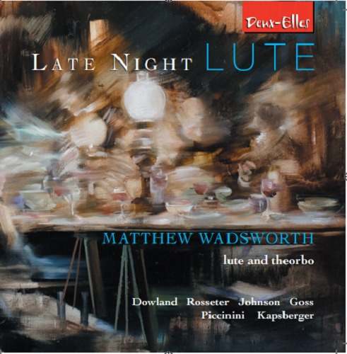 Late Night Lute by Matthew Wadsworth