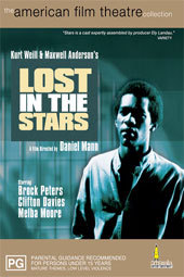 Lost In The Stars on DVD