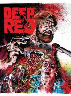 Deep Red Vol 4 #1 Hardcover by Tom Skulan