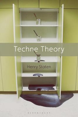 Techne Theory by Henry Staten image