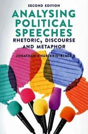 Analysing Political Speeches by Jonathan Charteris-Black image