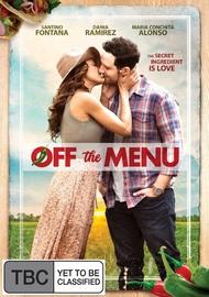 Off The Menu on DVD