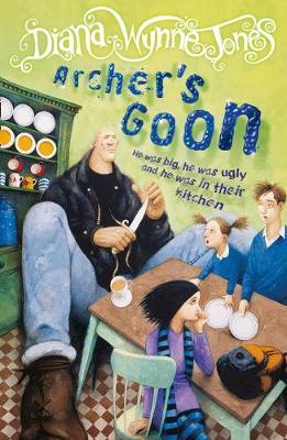 Archer's Goon by Diana Wynne Jones