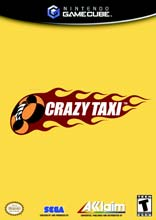 Crazy Taxi for GameCube