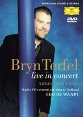 Bryn Terfel - Live In Concert on DVD