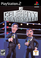 Celebrity Deathmatch for PS2