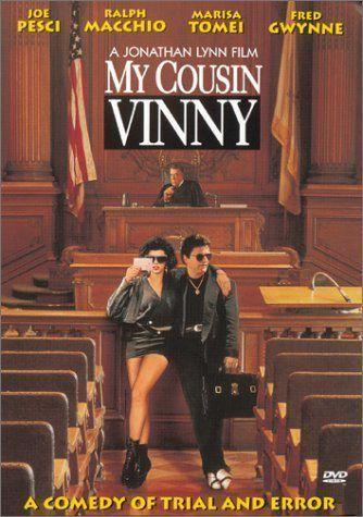 My Cousin Vinny on DVD