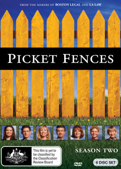 Picket Fences - The Second Season on DVD