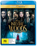 Into The Woods on Blu-ray