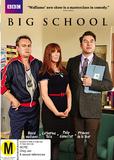 Big School - Season 1 on DVD