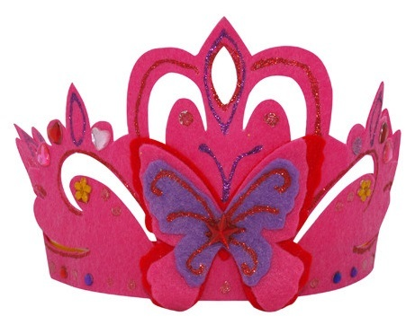 Seedling: My Princess Crown - Craft Kit