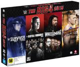WWE: The Big 4 2015 (Collectors Box Set) DVD