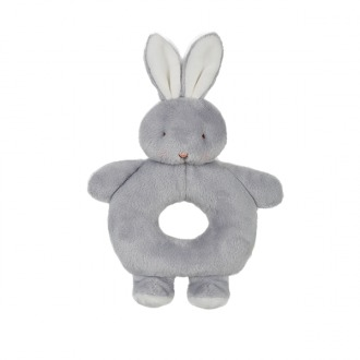 Bunnies By The Bay: Ring Rattle Grady Bunny (15 cm) image