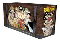 One Piece Box Set: 1-23 by Eiichiro Oda