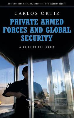 Private Armed Forces and Global Security by Juan Carlos Ortiz image