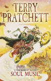 Soul Music (Discworld 16 - Death / The Wizards) (UK Ed.) by Terry Pratchett