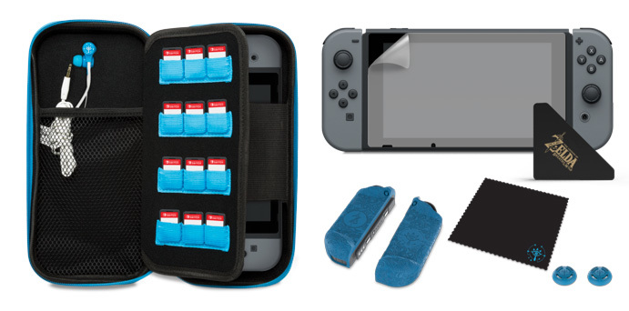 Nintendo Switch Starter Kit - Zelda Sheikah Eye Edition for Nintendo Switch image
