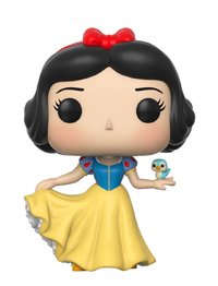 Snow White & the Seven Dwarfs - Snow White Pop! Vinyl Figure image