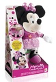 Disney: Happy Sounds Minnie - Soft Toy