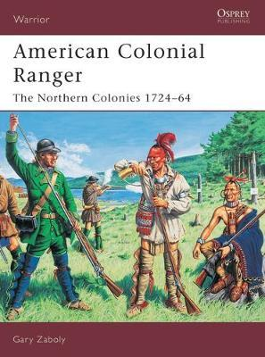 American Colonial Ranger by Gary S Zaboly image