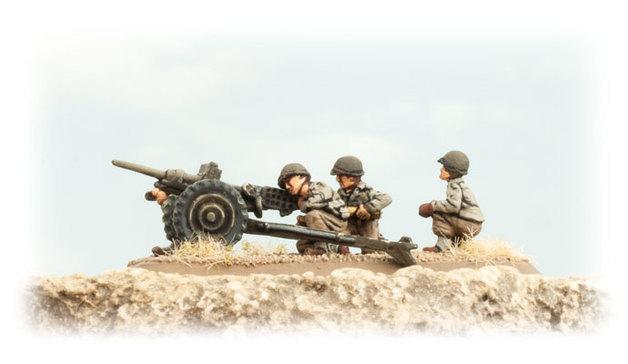 Flames of War - 37mm Anti-tank Gun Platoon | at Mighty Ape