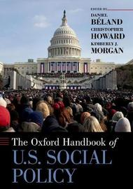 Oxford Handbook of U.S. Social Policy