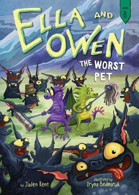 Ella and Owen 8: The Worst Pet by Jaden Kent image