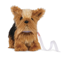 "Our Generation: 6"" Standing Puppy - Yorkshire Terrier"