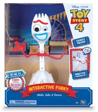 "Toy Story 4: Forky - 10"" Talking Figure"