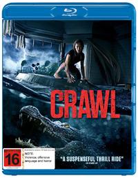 Crawl on Blu-ray image