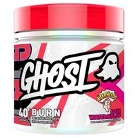 Ghost: Burn Fat Burner - Warheads Sour Watermelon (40 Serve)