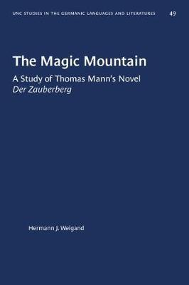The Magic Mountain by Hermann J. Weigand