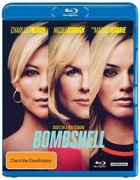 Bombshell on Blu-ray